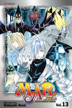 MÄR Vol. 13: MÄR, Volume 13