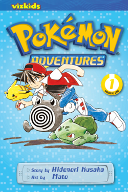 Pokémon Adventures, Volume 1