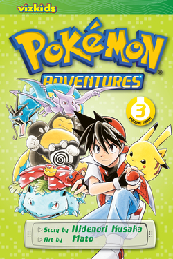 Pokémon Adventures, Volume 3 (2nd Edition)