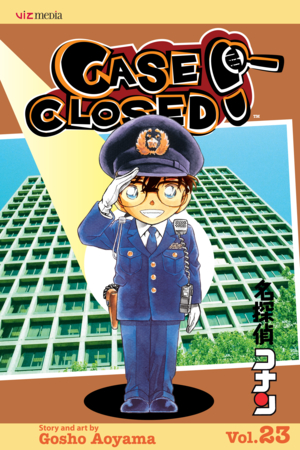 Case Closed Vol. 23: Film Threat