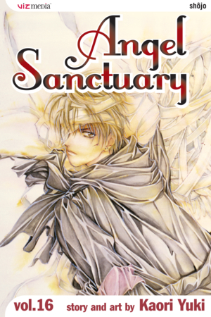 Angel Sanctuary Vol. 16: Disorder in the Court