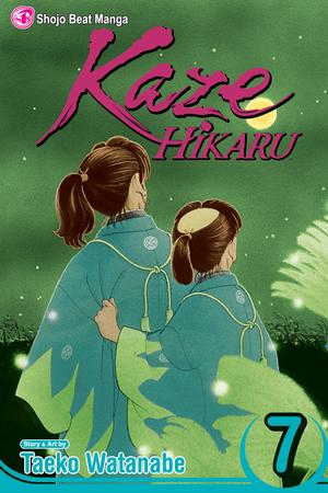 Kaze Hikaru, Volume 7