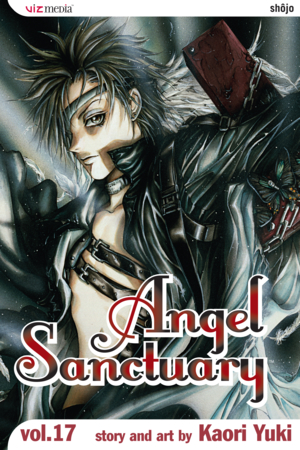 Angel Sanctuary Vol. 17: Race to Destruction