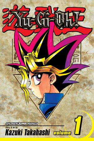 Yu-Gi-Oh! Vol. 1: The Millennium Puzzle