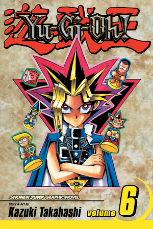 Yu-Gi-Oh! Vol. 6: Monster Fight!