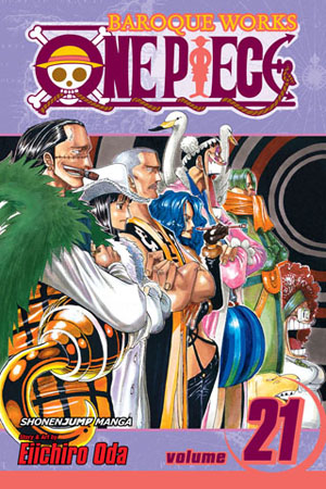 One Piece Vol. 21: Utopia