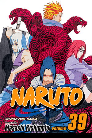 Naruto Vol. 39: On the Move