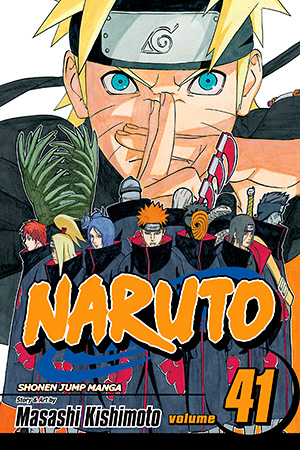 Naruto Vol. 41: Jiraiya&#x27;s Decision