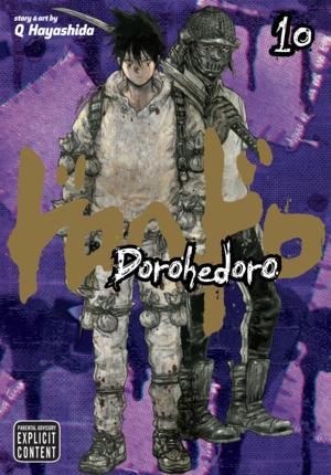 Dorohedoro Vol. 10: Dorohedoro, Volume 10