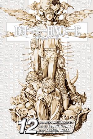 Death Note Vol. 12: Finis
