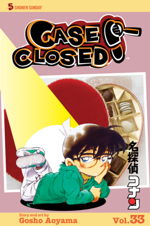 Case Closed Vol. 33: Valentine's Day Massacre