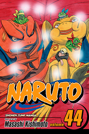 Naruto Vol. 44: Senjutsu Heir