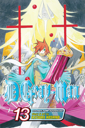 D.Gray-man Vol. 13: The Voice of Darkness