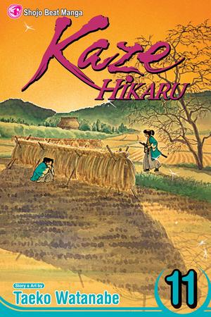 Kaze Hikaru Vol. 11: Kaze Hikaru, Volume 11