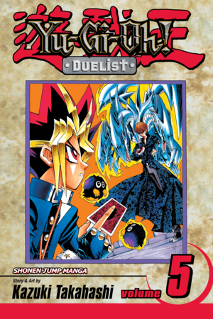 Yu-Gi-Oh!: Duelist Vol. 5: Blue-Eyes Ultimate Dragon