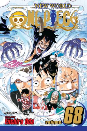 One Piece Vol. 68: Pirate Alliance