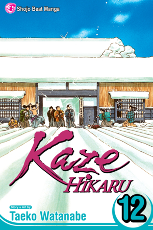 Kaze Hikaru, Volume 12