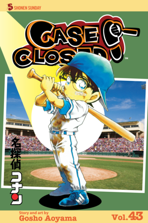 Case Closed Vol. 43: The Game's Afoot