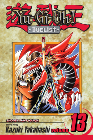 Yu-Gi-Oh!: Duelist Vol. 13: Slifer The Sky Dragon