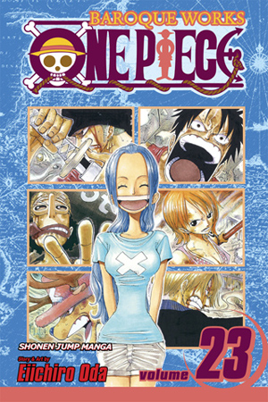 One Piece Vol. 23: Vivi's Adventure
