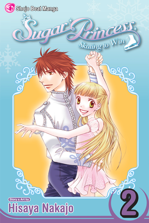 Sugar Princess: Skating To Win, Volume 2