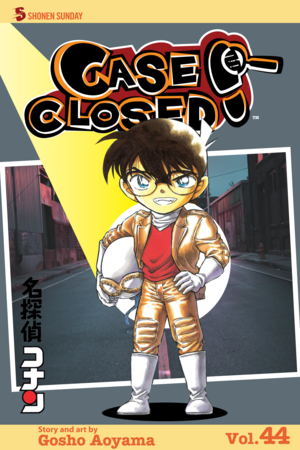 Case Closed Vol. 44: How to Steal a Wonder