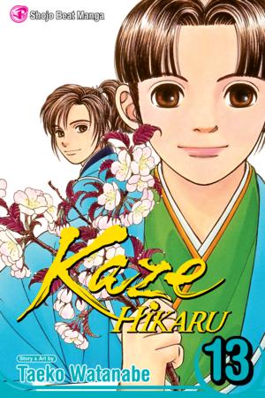 Kaze Hikaru Vol. 13: Kaze Hikaru, Volume 13