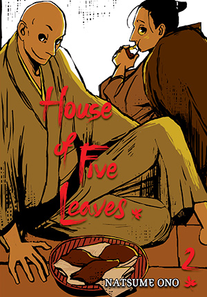 House of Five Leaves Vol. 2: House of Five Leaves, Volume 2