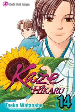Kaze Hikaru Vol. 14: Kaze Hikaru, Volume 14