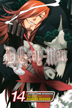 D.Gray-man Vol. 14: Song of the Ark