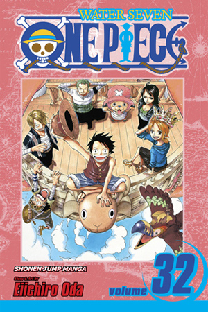 One Piece Vol. 32: Love Song