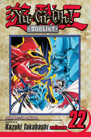 Slifer vs. Obelisk!