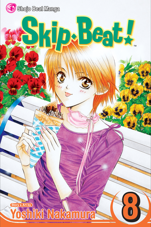 Skip•Beat! Vol. 8: Skip Beat!, Volume 8