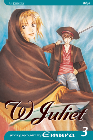 W Juliet Vol. 3: W Juliet, Volume 3