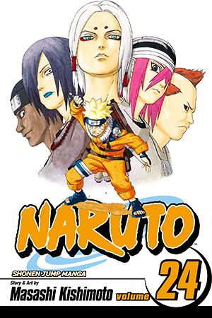 Naruto Vol. 24: Unorthodox
