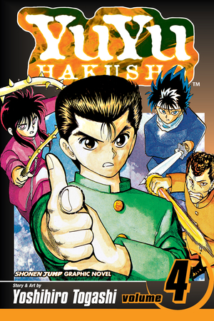 YuYu Hakusho Vol. 4: Training Day