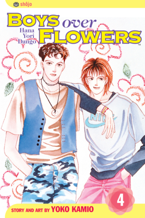Boys Over Flowers Vol. 4: Boys Over Flowers, Volume 4