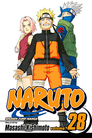 Naruto Vol. 28: Homecoming