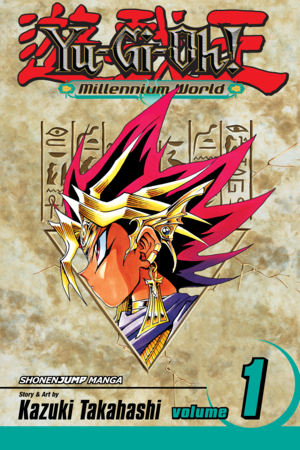 Yu-Gi-Oh!: Millennium World Vol. 1: The World Of Memory