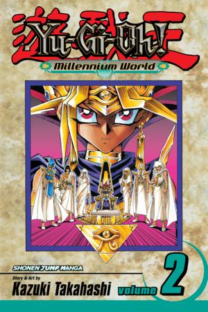 Yu-Gi-Oh!: Millennium World Vol. 2: Magician's Genesis