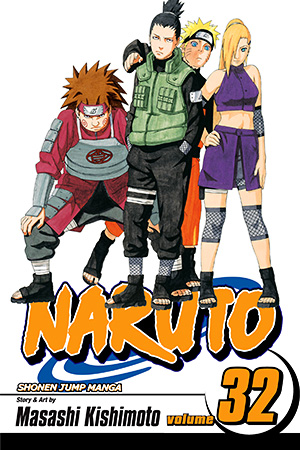 Naruto Vol. 32: The Search for Sasuke