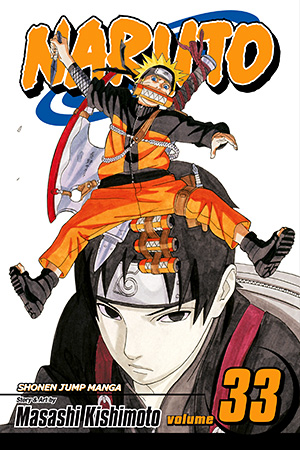 Naruto Vol. 33: The Secret Mission