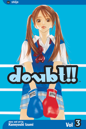 Doubt!! Vol. 3: Doubt!!, Volume 3