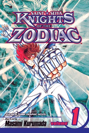 Knights of the Zodiac (Saint Seiya), Volume 1