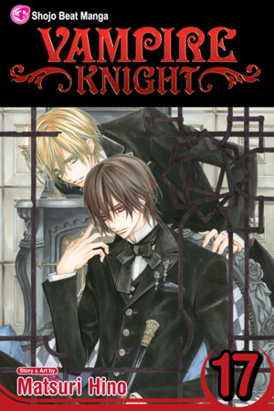 Vampire Knight Vol. 17: Vampire Knight, Volume 17