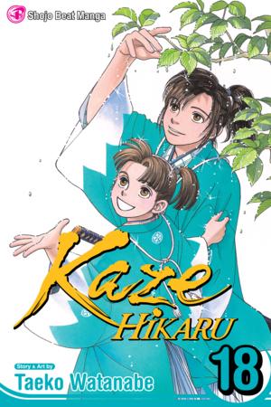 Kaze Hikaru, Volume 18