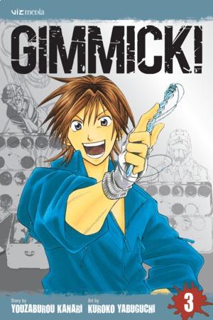 Gimmick! Vol. 3: Gimmick!, Volume 3