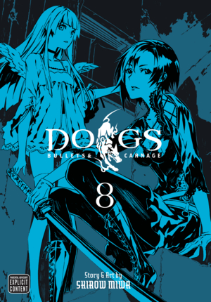 DOGS Vol. 8: DOGS, Volume 8