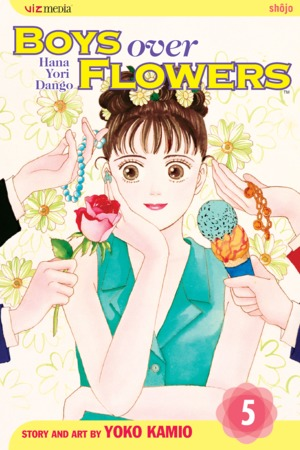 Boys Over Flowers Vol. 5: Boys Over Flowers, Volume 5