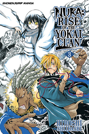 Nura: Rise of the Yokai Clan Vol. 3: The Nura Clan Assembly